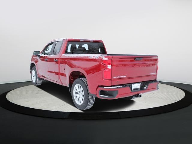 2021 Chevrolet Silverado 1500 Double Cab 4x4, Pickup #21280 - photo 1