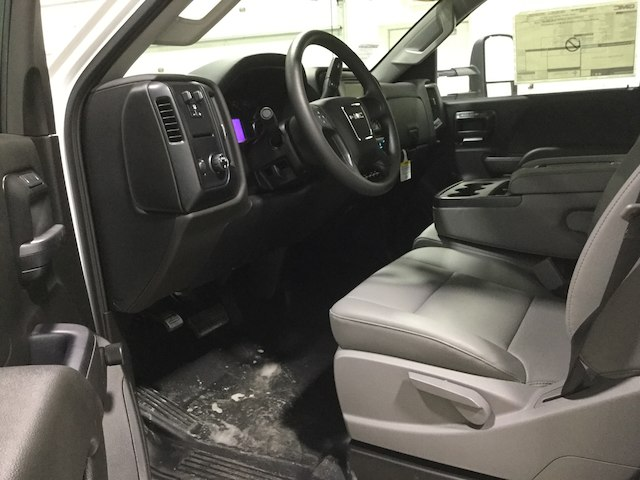 2018 Sierra 3500 Regular Cab DRW 4x2,  Reading Service Utility Van #40382 - photo 6