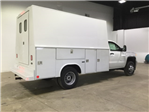 2018 Sierra 3500 Regular Cab DRW 4x2,  Reading Service Utility Van #40382 - photo 1