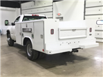 2018 Sierra 3500 Regular Cab DRW 4x2,  Reading Service Body #40450 - photo 1