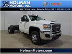 2018 Sierra 3500 Regular Cab DRW 4x2,  Cab Chassis #41455 - photo 1