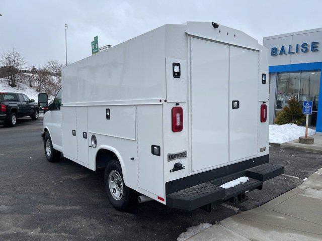 2021 Chevrolet Express 3500 4x2, Knapheide Service Utility Van #C48942 - photo 1