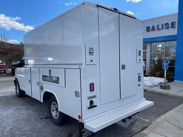 2021 Chevrolet Express 3500 4x2, Reading Service Utility Van #C48947 - photo 1