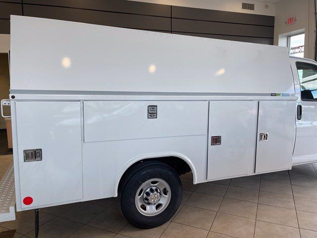 2021 Chevrolet Express 3500 4x2, Reading Service Utility Van #C48948 - photo 1