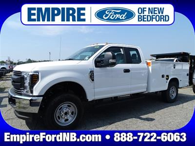 2019 F-350 Super Cab 4x4,  Knapheide Standard Service Body #F1008 - photo 1