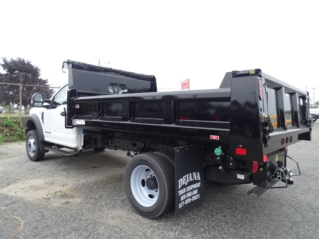 2019 F-550 Regular Cab DRW 4x4, Rugby Eliminator LP Steel Dump Body #F1011 - photo 2