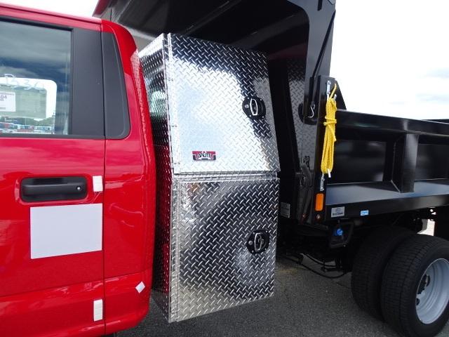 2019 F-550 Regular Cab DRW 4x4,  SH Truck Bodies Dump Body #F1057 - photo 3