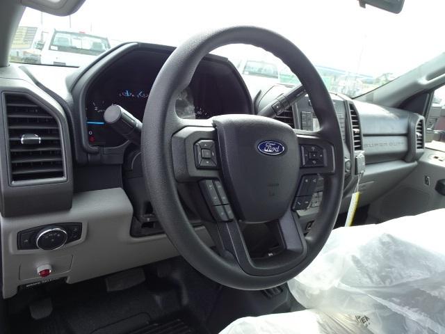 2019 F-550 Regular Cab DRW 4x4, SH Truck Bodies Dump Body #F1057 - photo 7