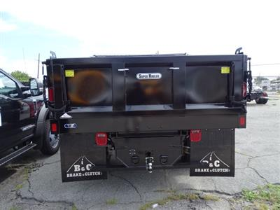 2019 F-550 Regular Cab DRW 4x4, SH Truck Bodies Dump Body #F1057 - photo 2