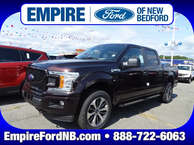 2019 F-150 SuperCrew Cab 4x4,  Pickup #F1087 - photo 1
