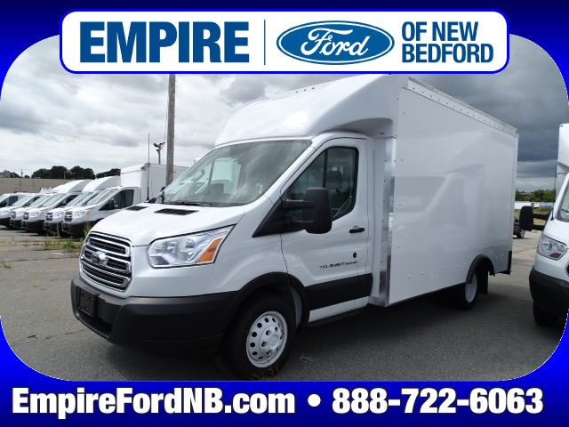 2019 Transit 350 HD DRW 4x2,  Rockport Cargoport Cutaway Van #F1095 - photo 1