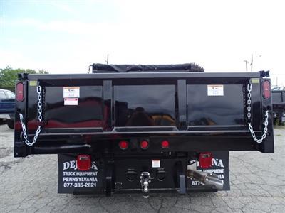 2019 F-550 Regular Cab DRW 4x4,  Rugby Eliminator LP Steel Dump Body #F1105 - photo 2
