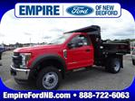 2019 F-550 Regular Cab DRW 4x4, Rugby Dump Body #F1105 - photo 1