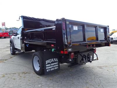 2019 F-550 Regular Cab DRW 4x4, Rugby Eliminator LP Steel Dump Body #F1125 - photo 2