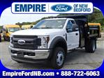 2019 F-550 Regular Cab DRW 4x4, Rugby Dump Body #F1125 - photo 1