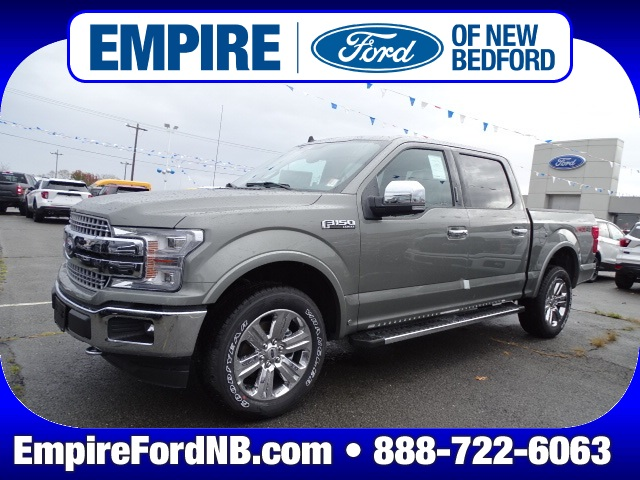2019 F-150 SuperCrew Cab 4x4, Pickup #F1196 - photo 1