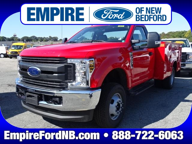 2019 Ford F-350 Regular Cab DRW 4x4, Knapheide Service Body #F1205 - photo 1