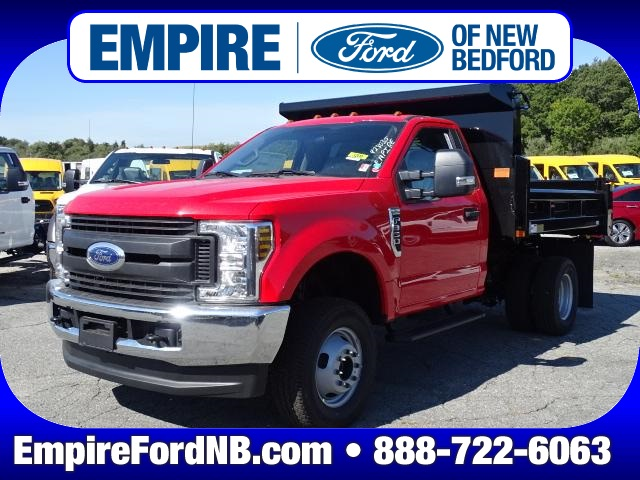 2019 F-350 Regular Cab DRW 4x4, Rugby Dump Body #F1224 - photo 1