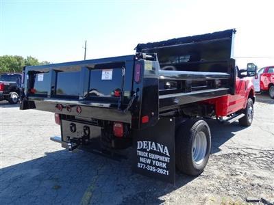 2019 F-350 Regular Cab DRW 4x4, Rugby Eliminator LP Steel Dump Body #F1224 - photo 2