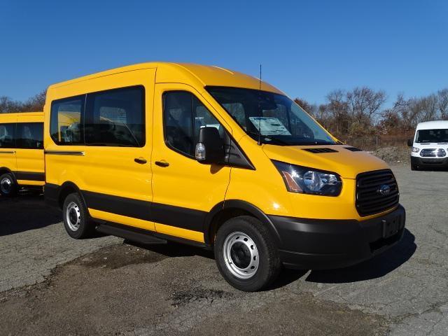 2019 Transit 150 Med Roof 4x2, Passenger Wagon #F1270 - photo 1