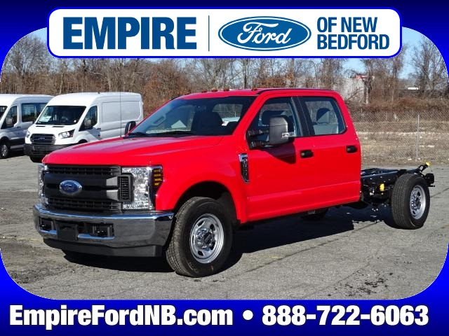 2019 F-350 Crew Cab 4x2, Cab Chassis #F1297 - photo 1