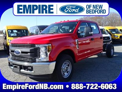 2019 F-350 Crew Cab 4x2, Cab Chassis #F1298 - photo 1