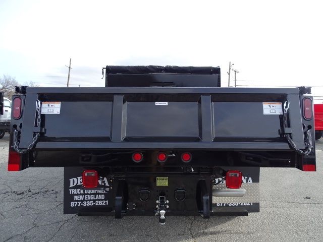 2019 F-350 Regular Cab DRW 4x4, Dump Body #F1354 - photo 3