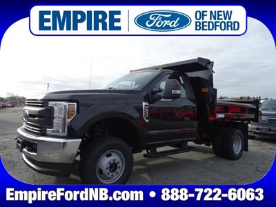 2019 F-350 Regular Cab DRW 4x4, Dump Body #F1354 - photo 1