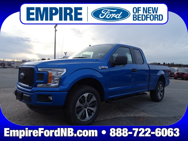 2020 Ford F-150 Super Cab 4x4, Pickup #F1361 - photo 1