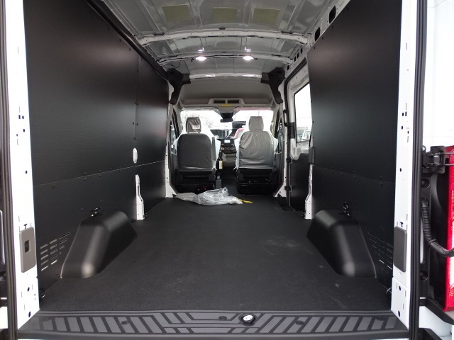 2020 Transit 250 Med Roof RWD, Empty Cargo Van #F1370 - photo 2