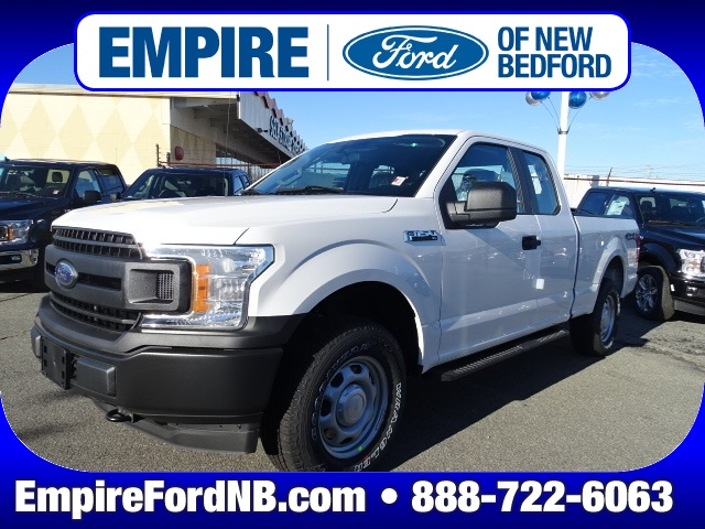 2020 F-150 Super Cab 4x4, Pickup #F1376 - photo 1