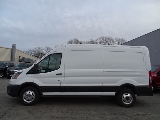 2020 Ford Transit 250 Med Roof RWD, Empty Cargo Van #F1383 - photo 3
