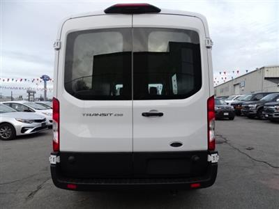 2020 Ford Transit 250 Med Roof RWD, Empty Cargo Van #F1383 - photo 4