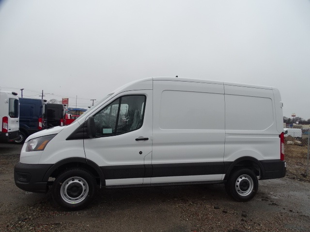 2020 Transit 250 Med Roof RWD, Empty Cargo Van #F1425 - photo 3