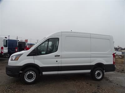 2020 Ford Transit 250 Med Roof RWD, Empty Cargo Van #F1425 - photo 3