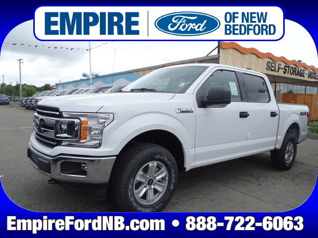 2020 Ford F-150 SuperCrew Cab 4x4, Pickup #F1546 - photo 1