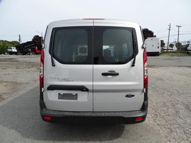 2021 Ford Transit Connect, Empty Cargo Van #F1606 - photo 4