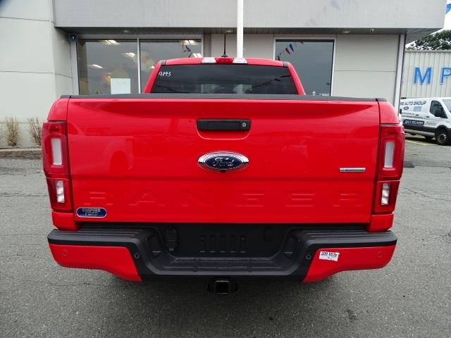 2020 Ford Ranger SuperCrew Cab 4x4, Pickup #F1609 - photo 2