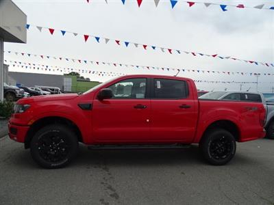 2020 Ford Ranger SuperCrew Cab 4x4, Pickup #F1609 - photo 3