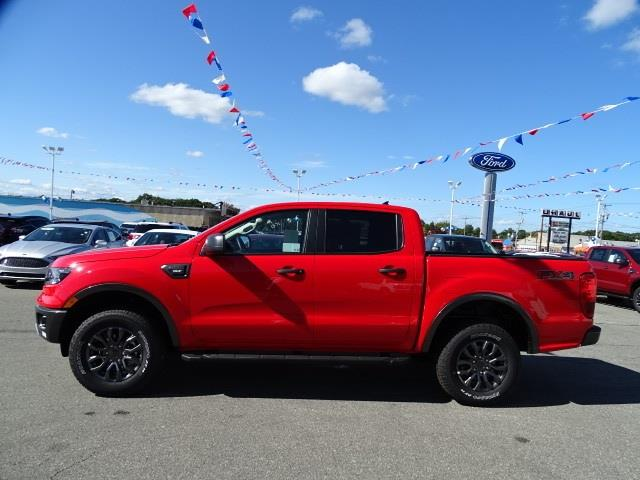 2020 Ford Ranger SuperCrew Cab 4x4, Pickup #F1612 - photo 3