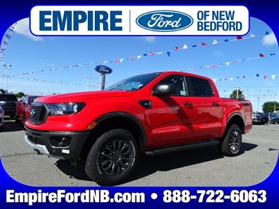 2020 Ford Ranger SuperCrew Cab 4x4, Pickup #F1612 - photo 1