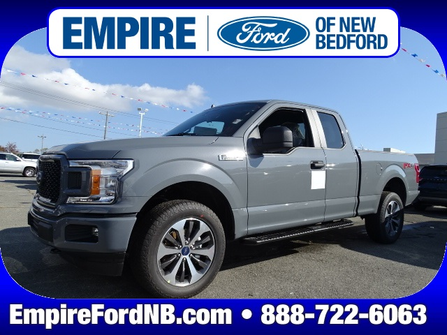 2020 Ford F-150 Super Cab 4x4, Pickup #F1661 - photo 1