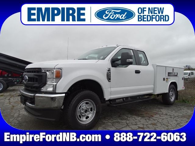 2020 Ford F-350 Super Cab 4x4, Reading Classic II Steel Service Body #F1677 - photo 1