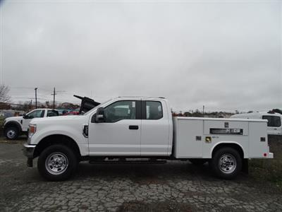 2020 Ford F-350 Super Cab 4x4, Reading Classic II Steel Service Body #F1677 - photo 3
