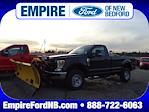 2020 Ford F-350 Regular Cab 4x4, Fisher Snowplow Pickup #F1695 - photo 1