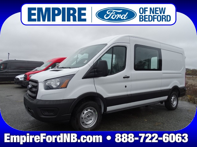 2020 Ford Transit 250 Med Roof 4x2, Crew Van #F1699 - photo 1
