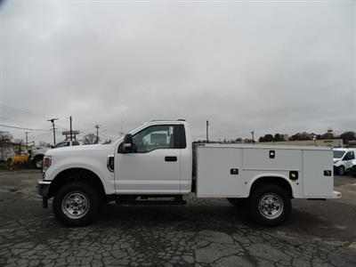 2020 Ford F-350 Regular Cab 4x4, Knapheide Steel Service Body #F1714 - photo 2