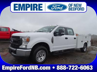 2020 Ford F-350 Crew Cab 4x2, Knapheide Steel Service Body #F1740 - photo 1