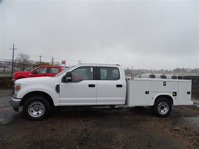 2020 Ford F-350 Crew Cab 4x2, Knapheide Steel Service Body #F1740 - photo 2