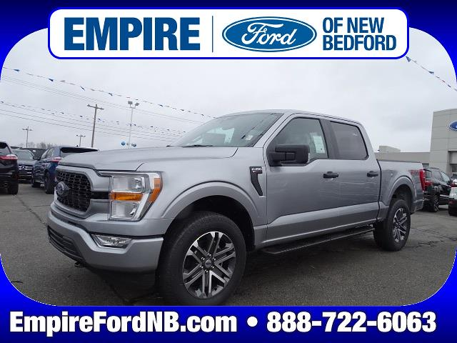 2021 Ford F-150 SuperCrew Cab 4x4, Pickup #F1766 - photo 1
